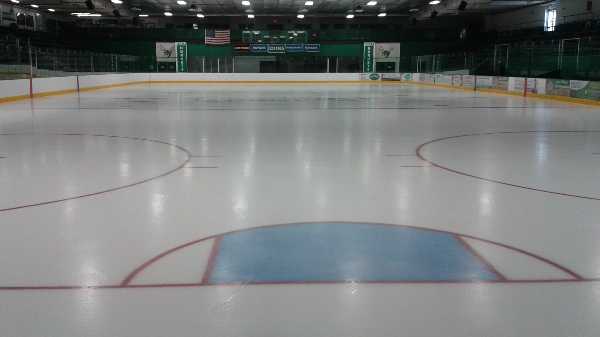 Local Hockey Legend Delivering New Ice Technology To U S